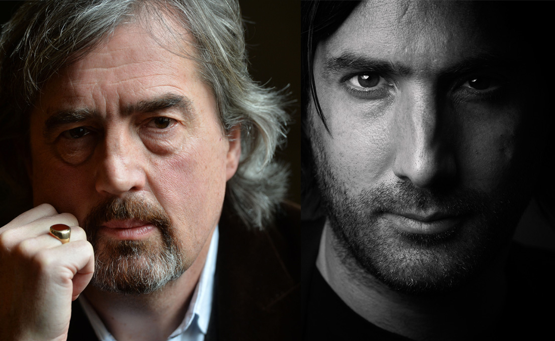 Sebastian Barry and Paul Lynch Cuirt