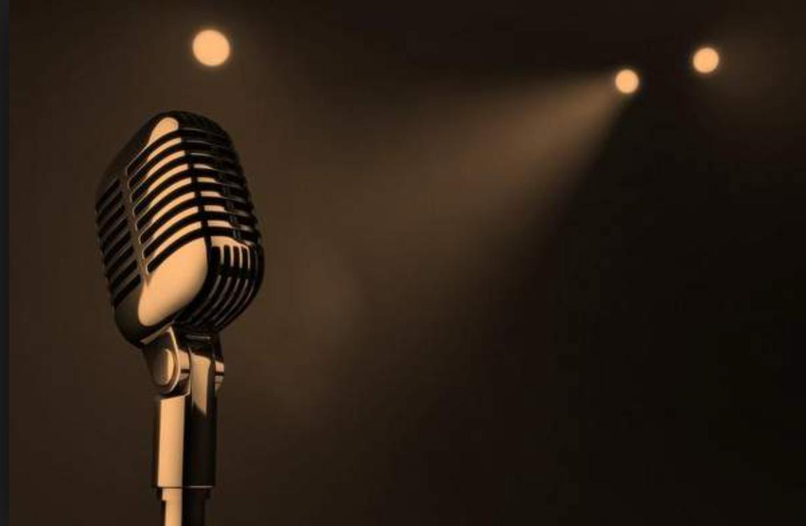 Spoken Word Platform Cuirt