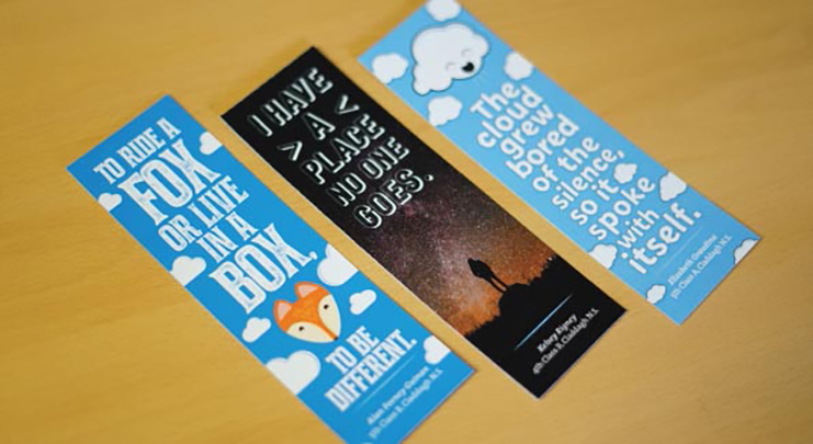 Cuirt Bookmarks