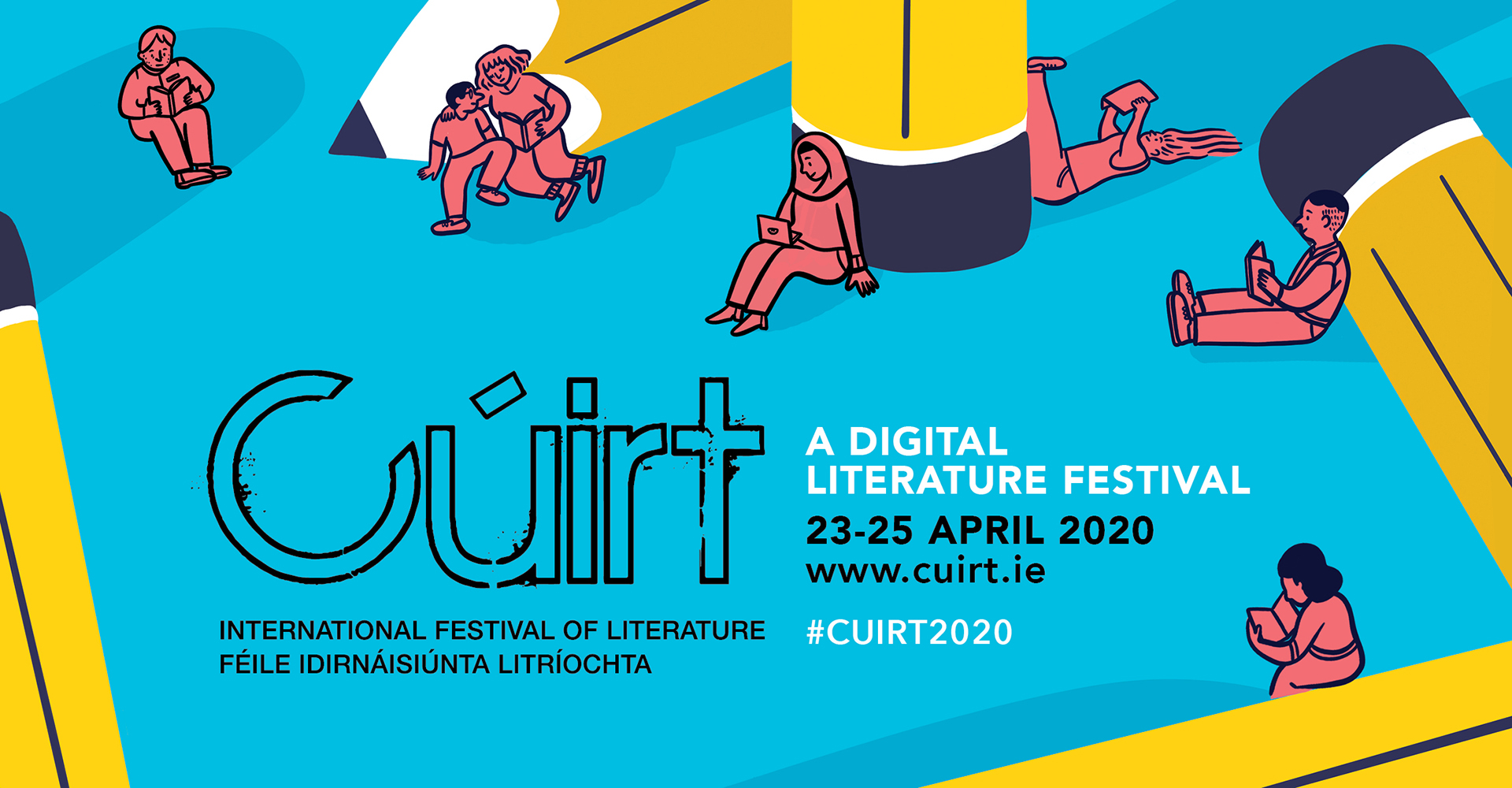 Cuirt Digital Literature Festival 2020